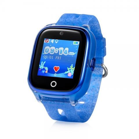GPS Hodinky s GSM KT01 Blue