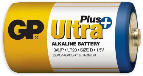 Baterie D, GP ultra